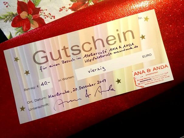 Gutschein schenken, Geschenkgutschein: Ideen zum online Kaufen und